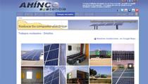 Ahinco sostenible. Instalaciones de energ�a solar en casas y naves